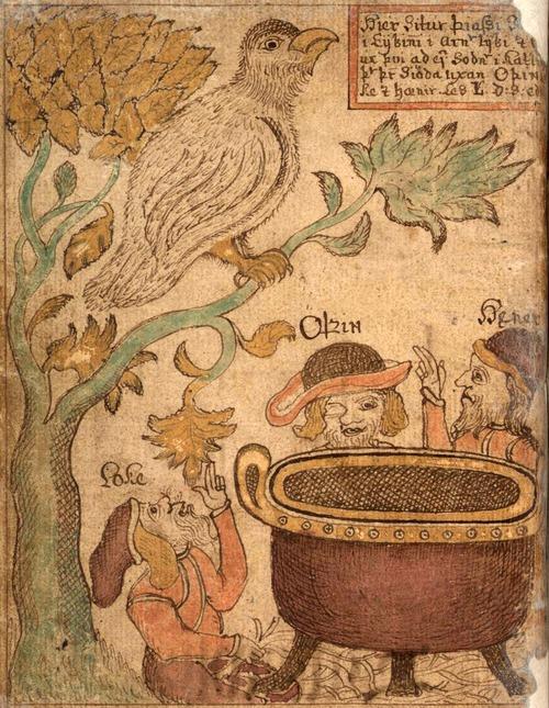 Ásatrú, Poesía Vikinga, Nueva Ola, el Folk Pagano y Viking Metal