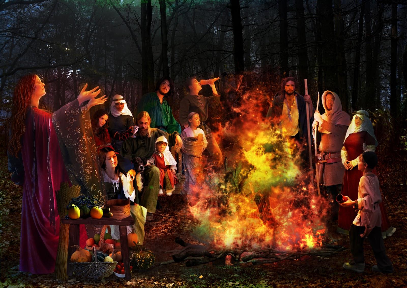 samhain_bonfire_by_digimaree-d4doddy