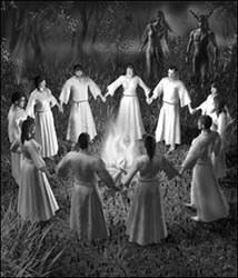 La Wicca en la antigüedad
