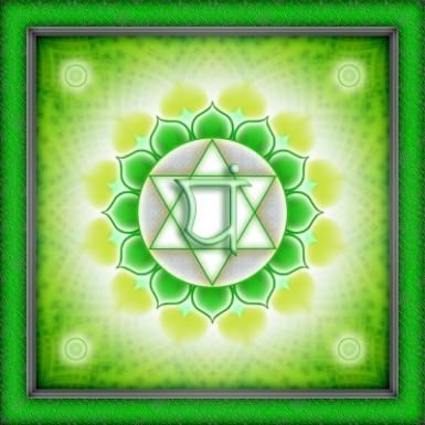 Cuarto chakra: Anahata.