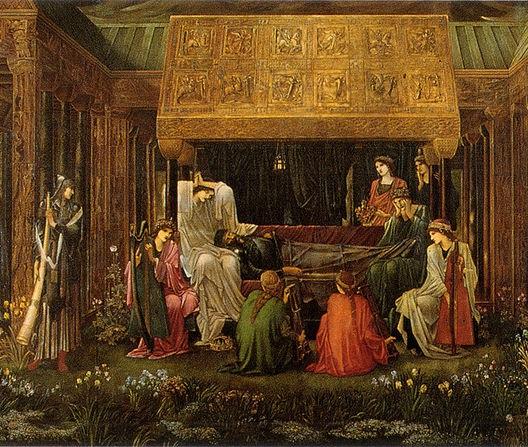 El último sueño del Rey Arturo