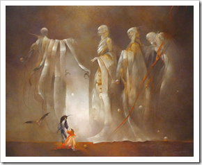 Los Ancestros y la Antigua Tradición