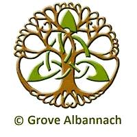 GROVE KELTOI ALBANNACH-SEED OBOD