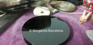 El espejo negro